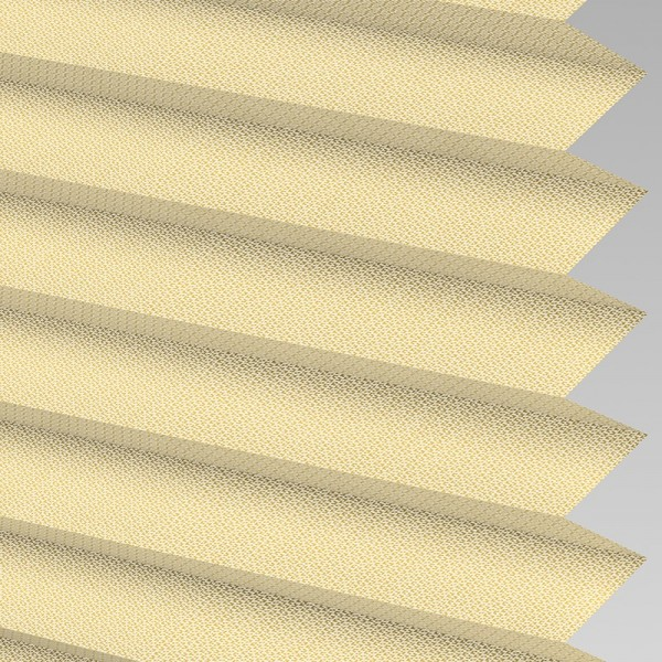 Style Studio CALIA ASC FR Mustard Pleated Blind