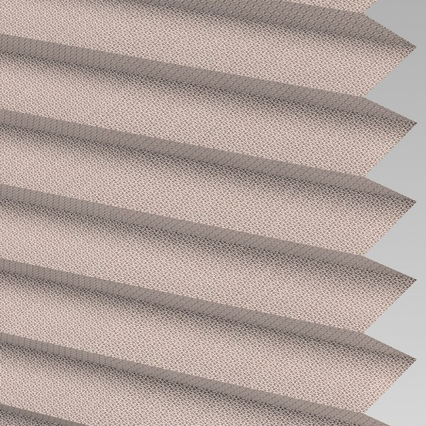 Style Studio CALIA ASC FR Nutmeg Pleated Blind
