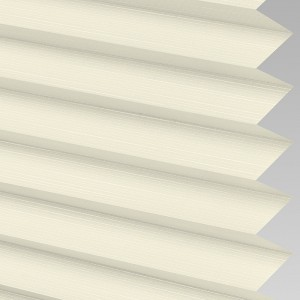 Style Studio HARLOW asc Cream Pleated Blind