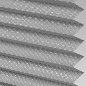 Style Studio HARLOW asc Pewter Pleated Blind
