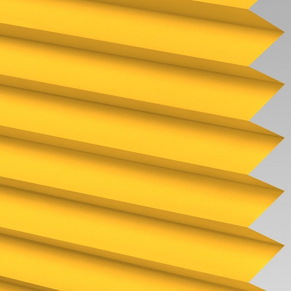 Style Studio INFUSION asc Ochre Pleated Blind