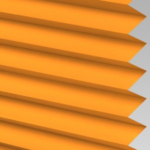 Style Studio INFUSION asc Saffron Pleated Blind