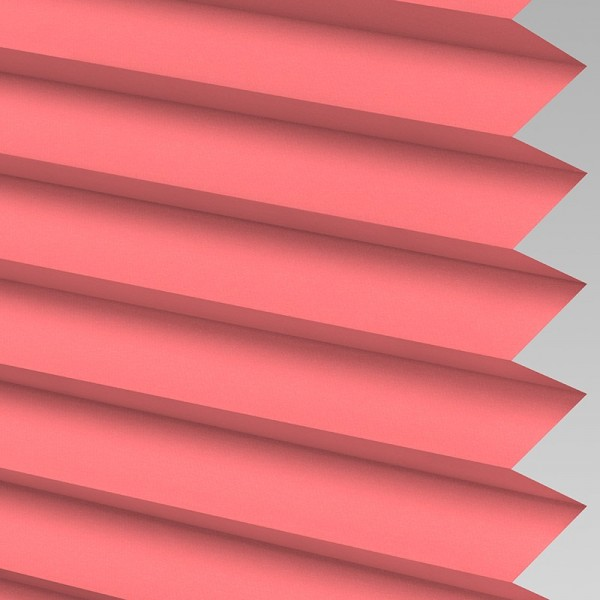 Style Studio INFUSION asc Coral Pleated Blind