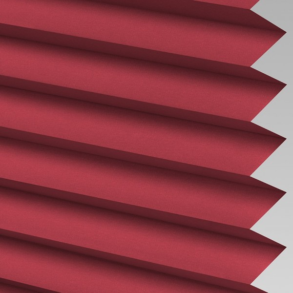 Style Studio INFUSION asc Crimson Pleated Blind