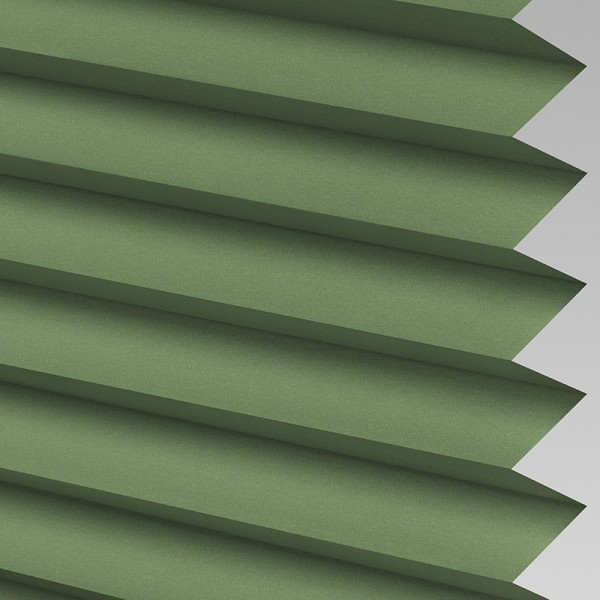 Style Studio INFUSION asc Forest Green Pleated Blind