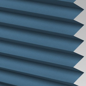 Style Studio INFUSION asc Indigo Pleated Blind