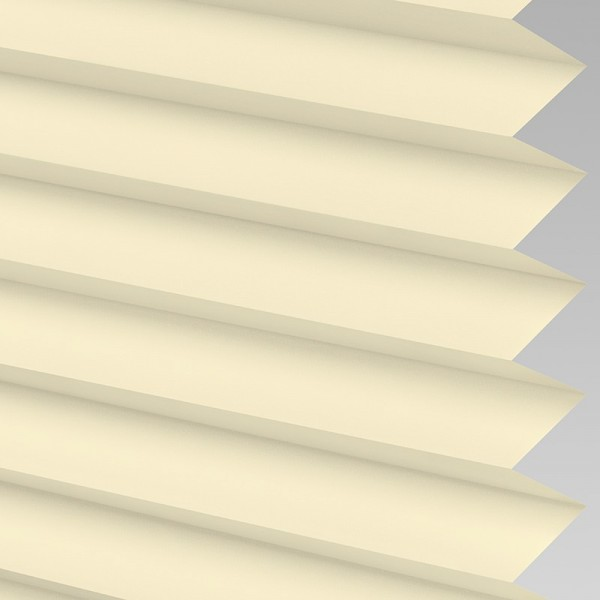 Style Studio INFUSION asc Ecru Pleated Blind