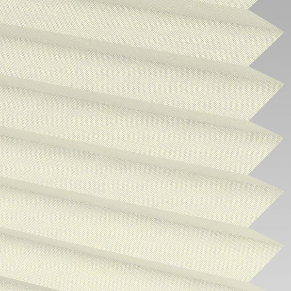 Style Studio HAMPTON Cream Pleated Blind