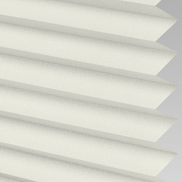 Style Studio HALO BLACKOUT Papyrus Pleated Blind