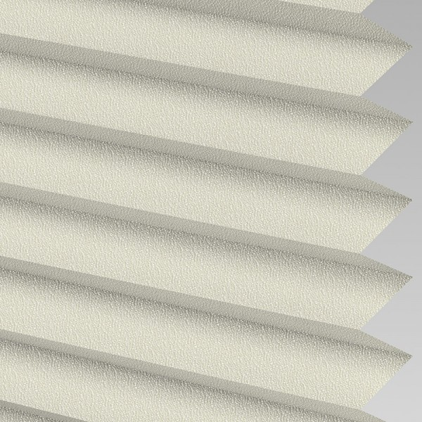 Style Studio HALO BLACKOUT Oyster Pleated Blind