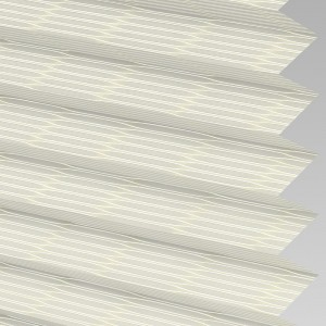 Style Studio REED Oyster Pleated Blind
