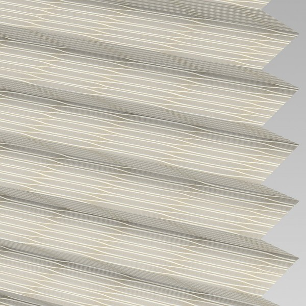 Style Studio REED Mocha Pleated Blind