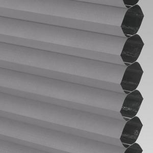 Style Studio HIVE BLACKOUT Concrete Cellular Blind