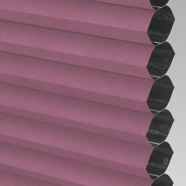 Style Studio HIVE BLACKOUT Berry Cellular Blind