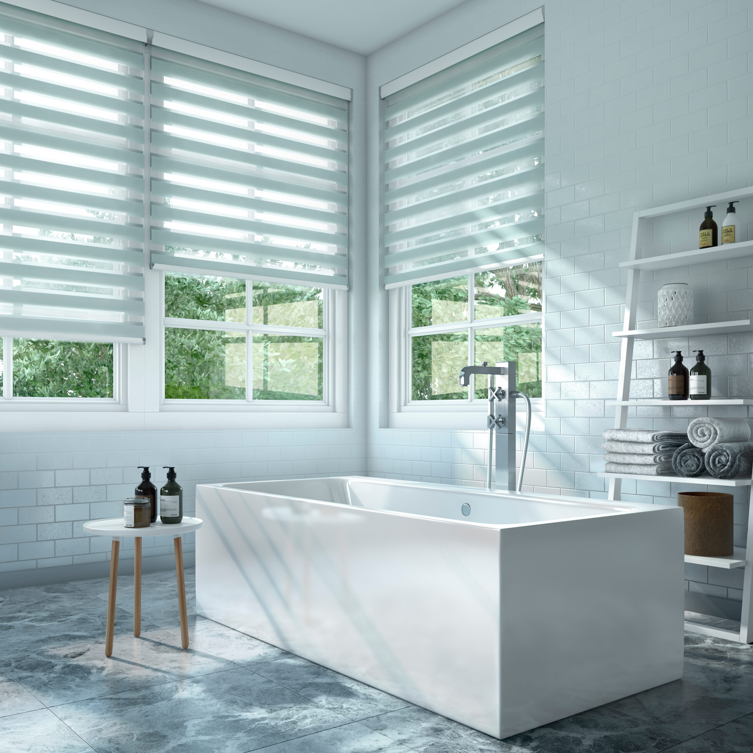 Top Blinds For Your Bathroom Style, Best Blinds For Bathroom