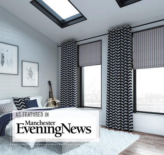 As Featured in Manchester Evening News