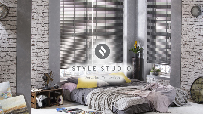 Style Studio Venetian Blinds Collection Video