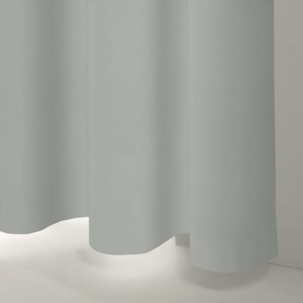 Style Studio Oasis Silver Curtain