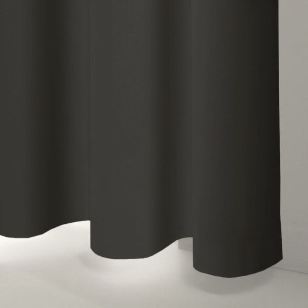 Style Studio Oasis Slate Curtain