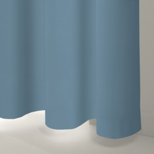 Style Studio Oasis Powder Blue Curtain