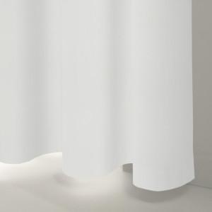 Style Studio Oasis White Curtain