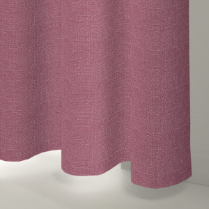 Style Studio Rattan Fuschia Curtain