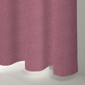 Style Studio Rattan Fuschia Curtain