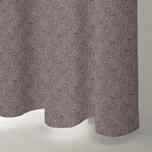 Style Studio Komodo Aubergine Curtain