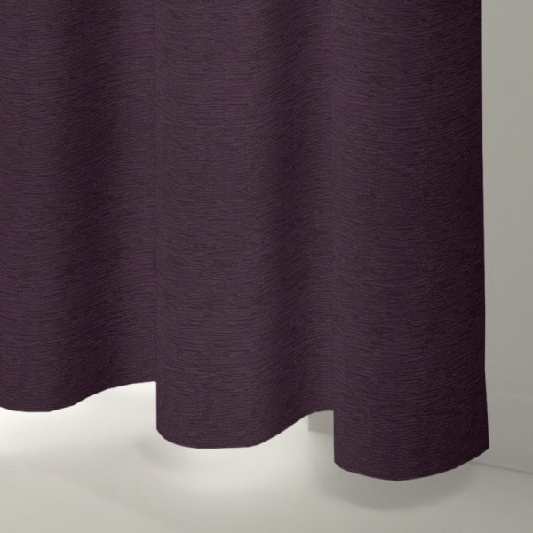 Style Studio Phoenix Aubergine Curtain