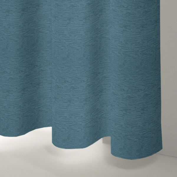 Style Studio Phoenix Teal Curtain