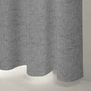 Style Studio Artisan Silver Curtain