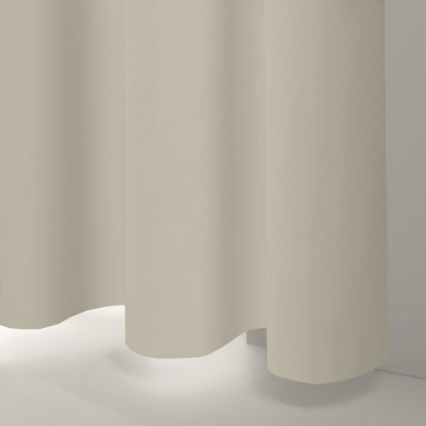 Style Studio Glamour Cream Curtain
