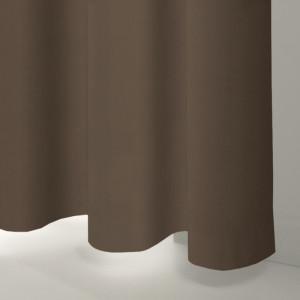 Style Studio Glamour Espresso Curtain