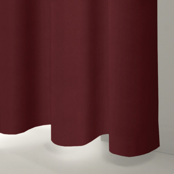 Style Studio Glamour Cinnamon Curtain