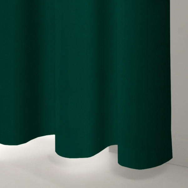 Style Studio Glamour Emerald Curtain