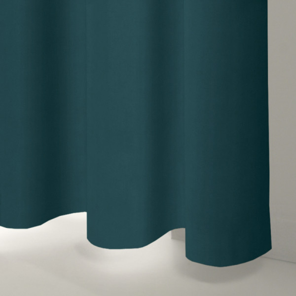 Style Studio Glamour Teal Curtain