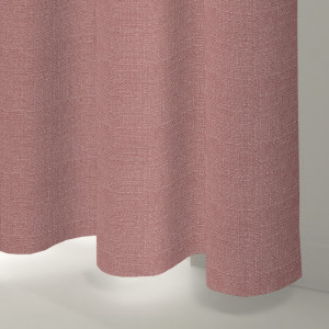 Style Studio Rattan Blush Curtain