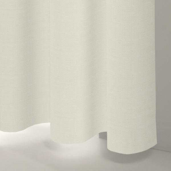 Style Studio Rattan Ivory Curtain