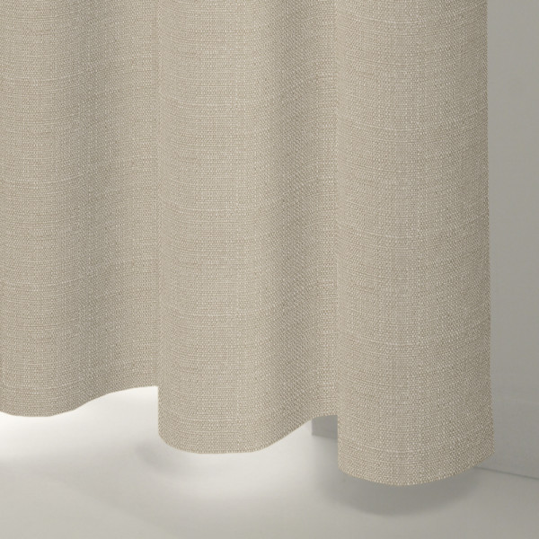 Style Studio Rattan Oyster Curtain