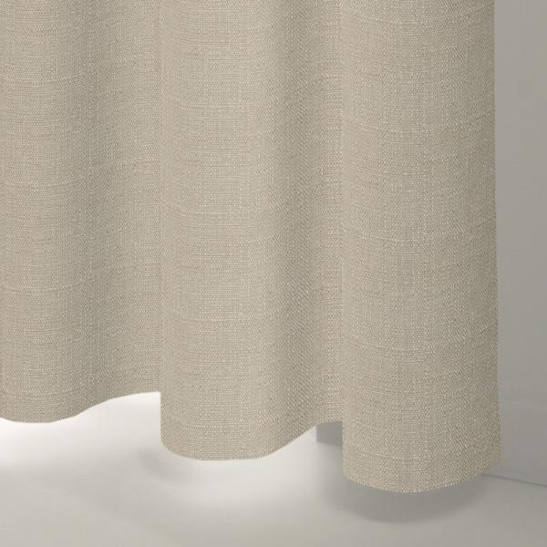 Style Studio Rattan Oyster Curtain