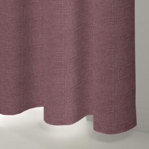 Style Studio Rattan Plum Curtain