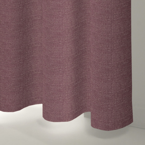 Style Studio Rattan Plum Curtain