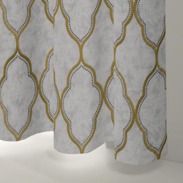Style Studio Emili Dijon Curtain
