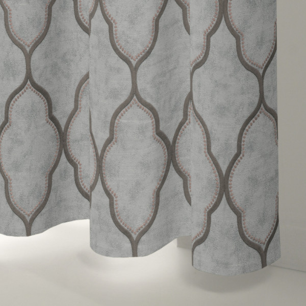 Style Studio Emili Shell Curtain