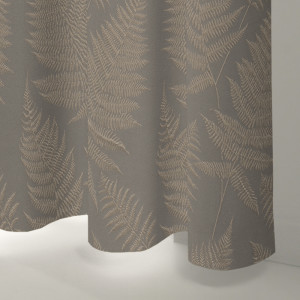Style Studio Farrah Pewter Curtain