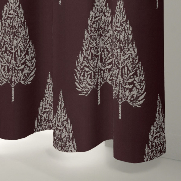 Style Studio Alette Berry Curtain