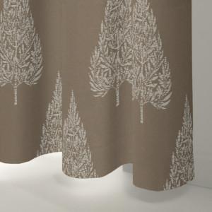 Style Studio Alette Cashew Curtain