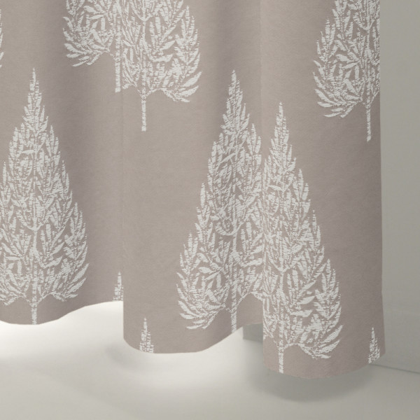 Style Studio Alette Pewter Curtain