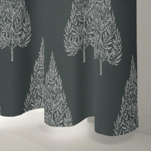 Style Studio Alette Seafoam Curtain