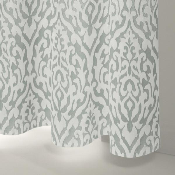 Style Studio Broadway Silver Curtain